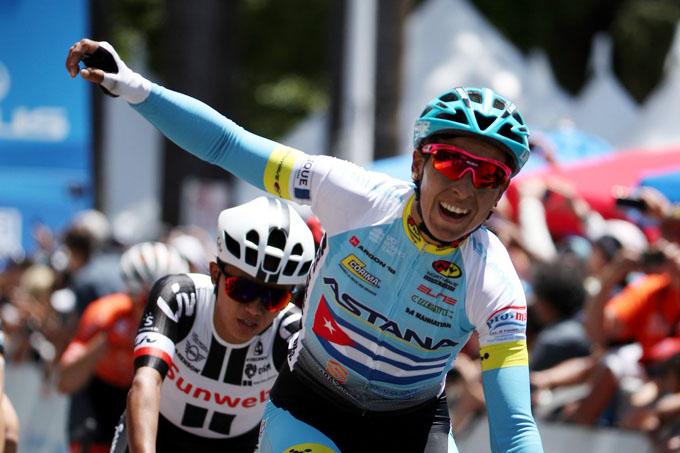Ganó ciclista Arlenis Sierra el Giro de la Toscana