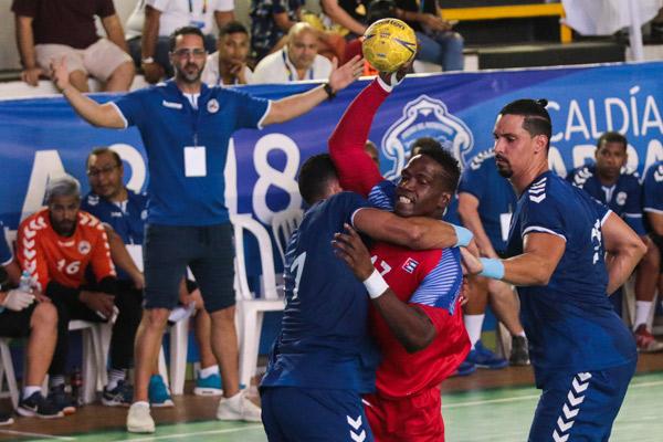 Cuba hoy en cuartos de final de torneo sub 24 de balonmano ...