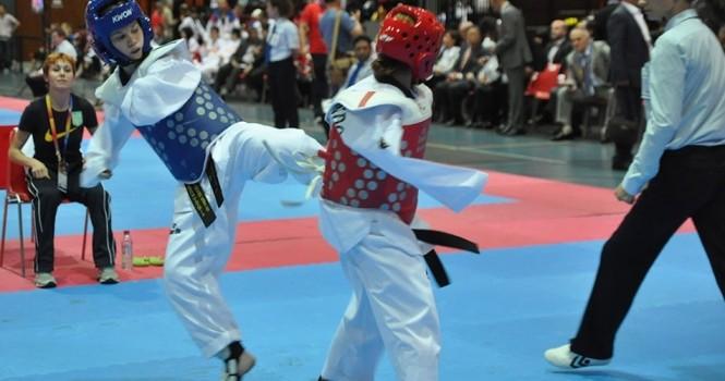 Bronce para cubana Lilisbet Rodríguez en Open de Parataekwondo de México
