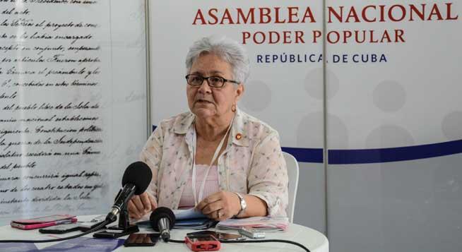 Contralora de la República de Cuba subraya valor de la prevención