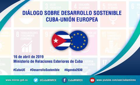Cuba et l'Union européenne: dialogue sur le développement durable