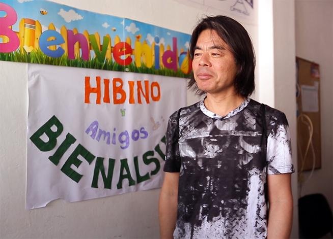 Présentation d'art japonais à la XIII Biennale de La Havane Saylín Hernández Torres