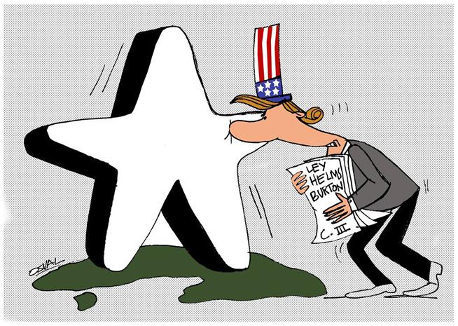 Cuba, loi Helms-Burton, Révolution, gouvernement cubain