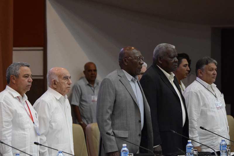 Ulises Guilarte insta a clase obrera cubana a trabajar con eficiencia