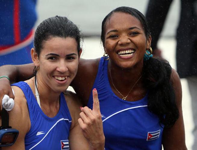 Discuten medallas hoy duplas de Cuba en Copa Mundial de Remo en Bulgaria