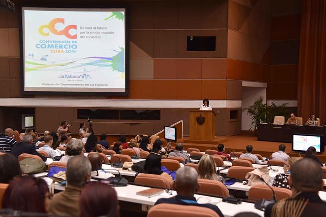 En Cuba Convención de Comercio para potenciar el mercado interior