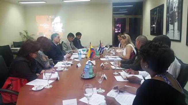 La 9e Ronde de conversations migratoires Cuba – l'Équateur a lieu à La Havane