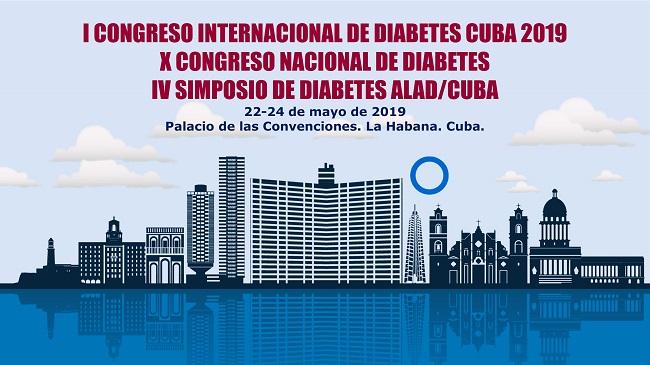 Resultado de imagen para I Congreso Internacional de Diabetes, acn