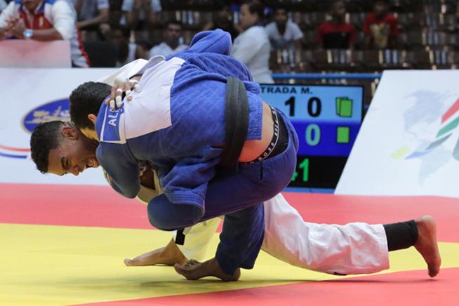 Cuba busca hoy medallas al cierre del Grand Prix de Judo en China