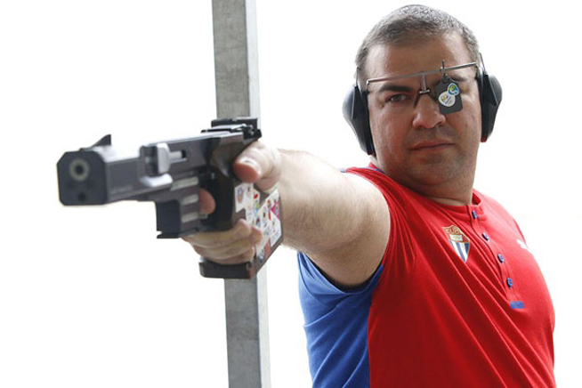 Cuban Olympic champion Pupo to debut in World Cup Rifle/Pistol