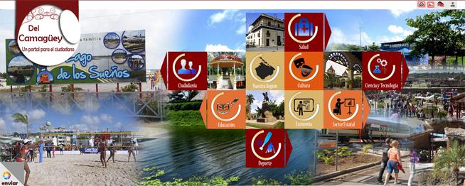 Gobierno electrónico en Camagüey permite mayor interactividad entre Comercio Interior y la población