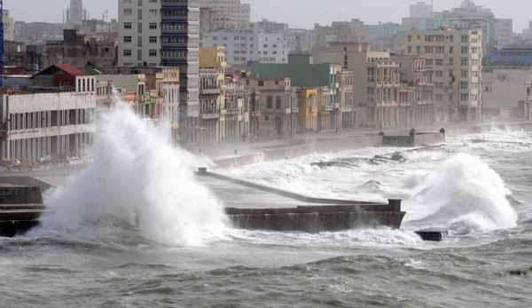 Octubre, mes más peligroso de la temporada ciclónica para Cuba