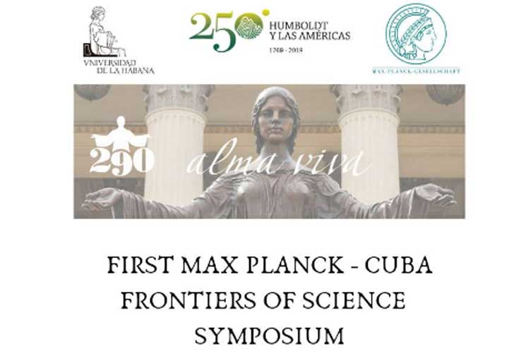 Germany-Cuba Scientific Symposium opens in Havana