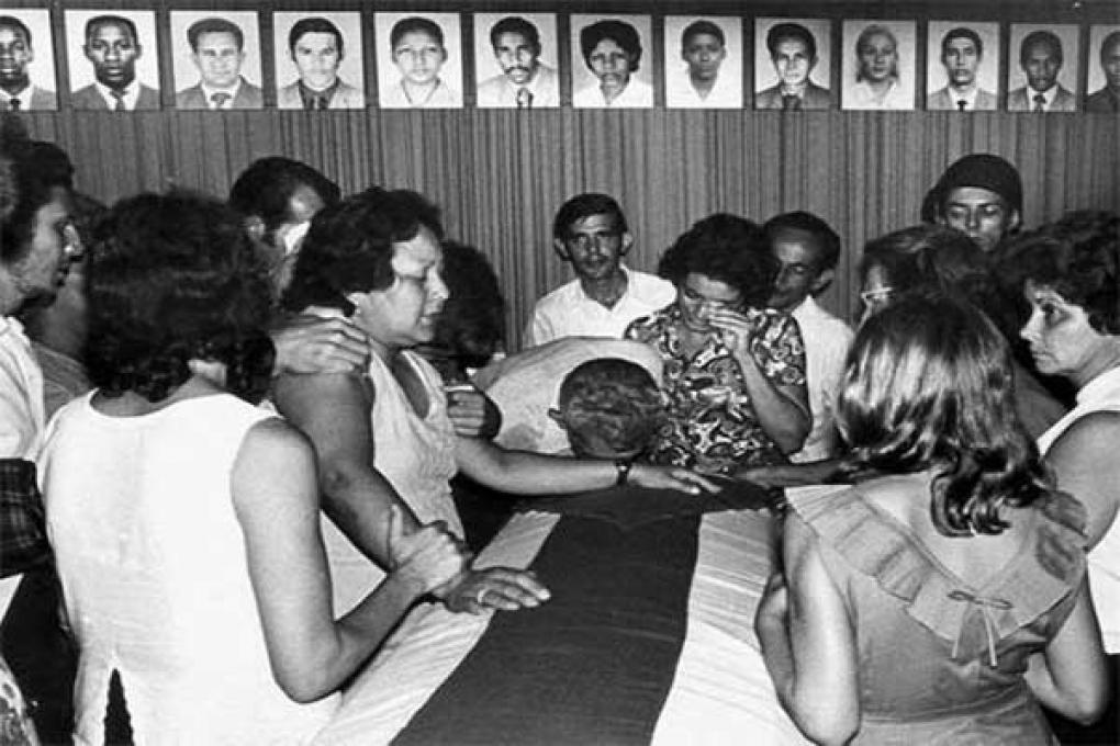 Resultado de imagen para Cuba, víctimas, Crimen de Barbados, acn