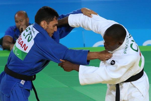Cuba concluyó sin medallas en Grand Prix de Parajudo