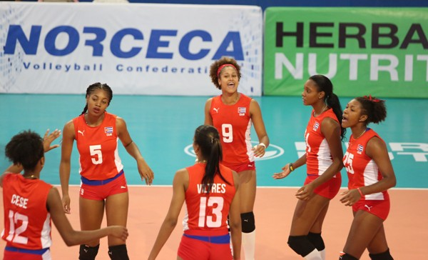 Cuba to face Peru today in Women´s U20 Pan Am Volleyball Cup