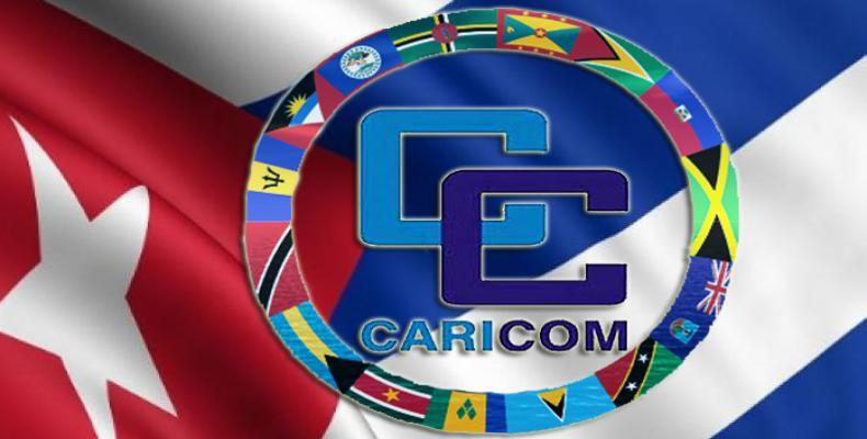 Déclaration de la Communauté des Caraïbes contre des mesures du gouvernement des Etats-Unis contre Cuba