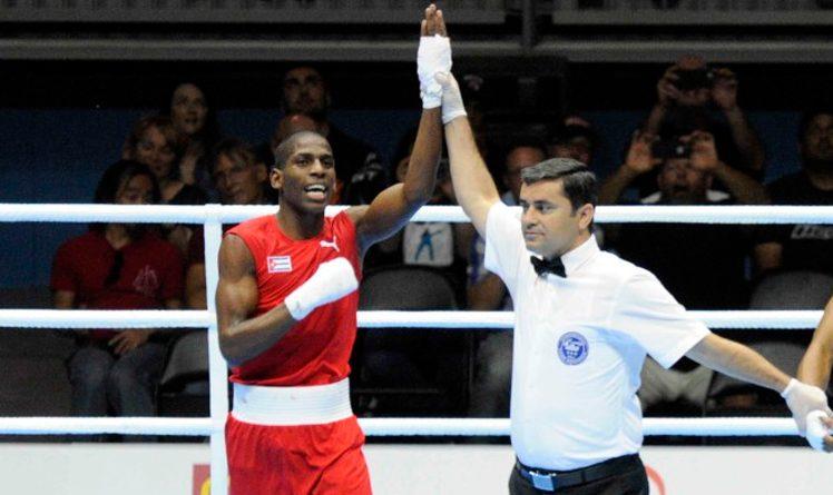Cuba logra una medalla de oro en Campeonato Mundial de Boxeo