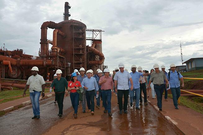 Visita gubernamental comprueba en Holguín programas prioritarios de la economía cubana