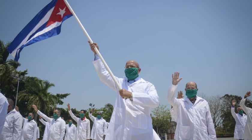 Afecta bloqueo de EE.UU. cooperación médica cubana