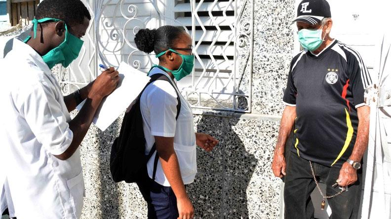 Ante amenaza del virus SARS-CoV-2 Cuba realizará estudios poblacionales en grupos de riesgo