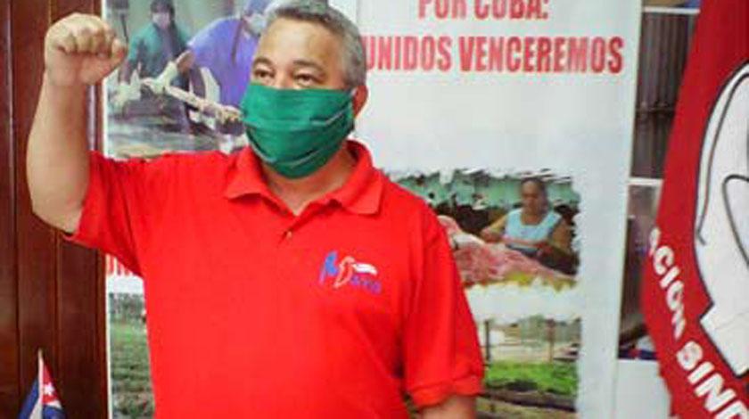 Central de Trabajadores de Cuba convoca a la solidaridad internacional ante pandemia