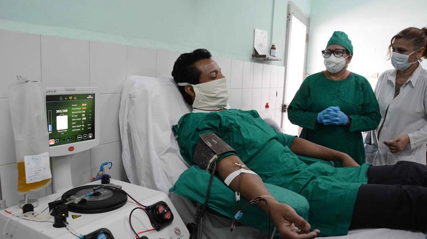 Asegura Camagüey atención médica y enfrentamiento a la Covid-19