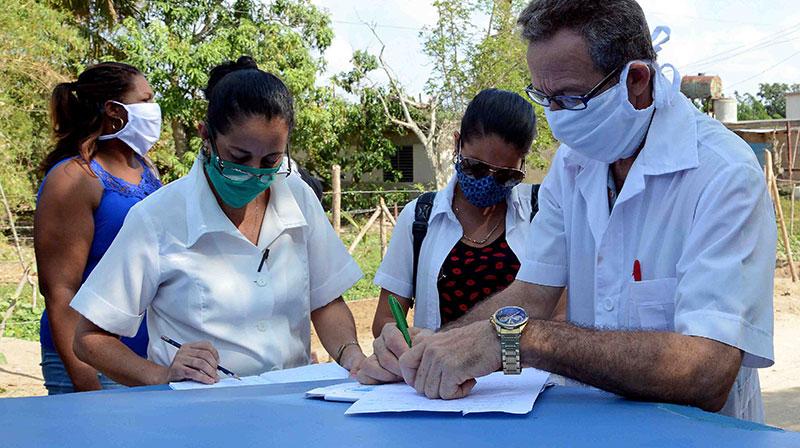 Surveillance épidémiologique accrue contre le COVID-19 au nord de Camagüey