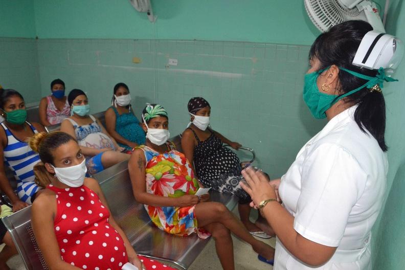 Cuba, salud, Programa de Atención Materno Infantil, PAMI