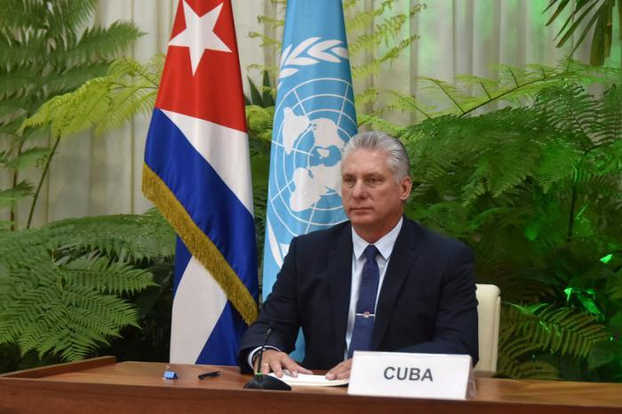 Díaz-Canel: ante la Covid-19, Cuba es la prueba de que sí se puede