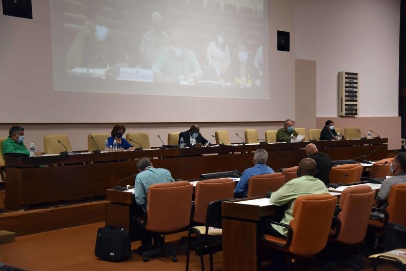 Temas económicos y de salud centran agenda del VI período ordinario de sesiones del Parlamento cubano