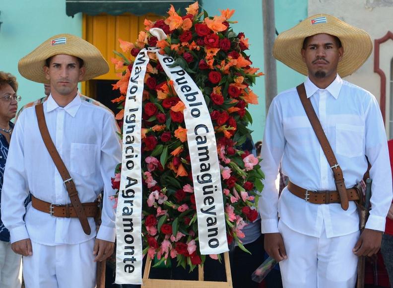 Camagüey recuerda a Ignacio Agramonte, a 179 años de su natalicio