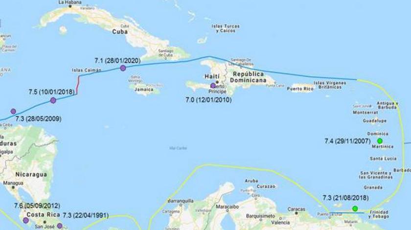 Se mantiene estable la sismicidad en Cuba
