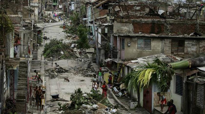 ONU señala a Cuba entre los países más afectados por desastres naturales