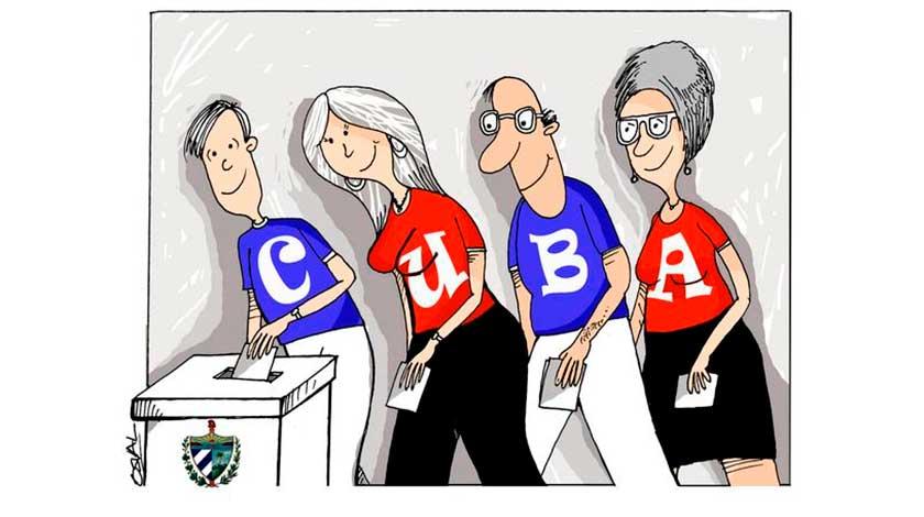 Efectuada prueba dinámica en toda Cuba con vistas a elección de autoridades provinciales