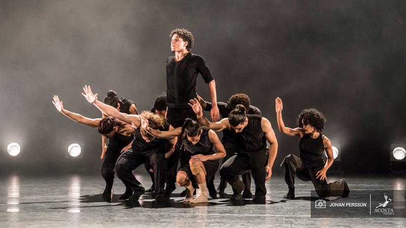Aclamada en Chile compañía cubana Acosta Danza