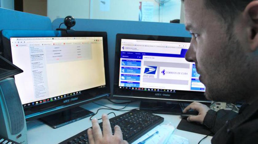 Implementa Grupo Empresarial Correos de Cuba tercera etapa del comercio electrónico