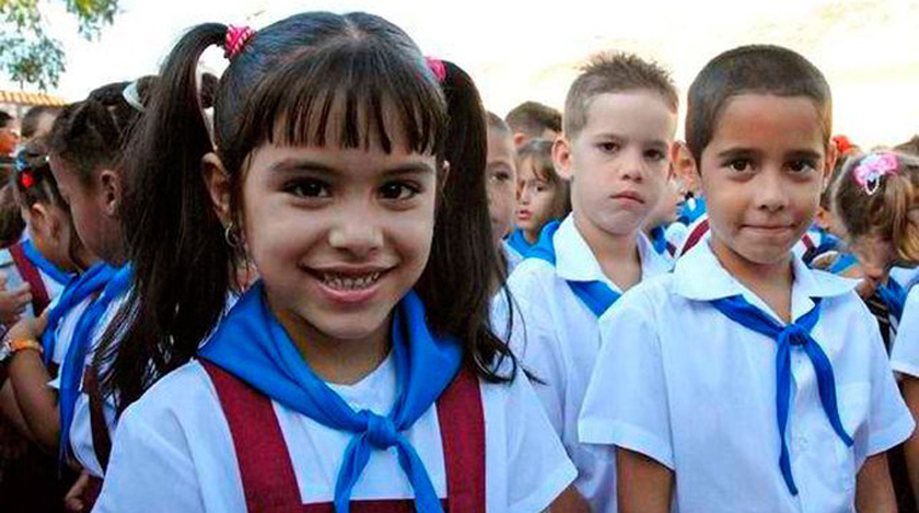 Education in Cuba: a people's right