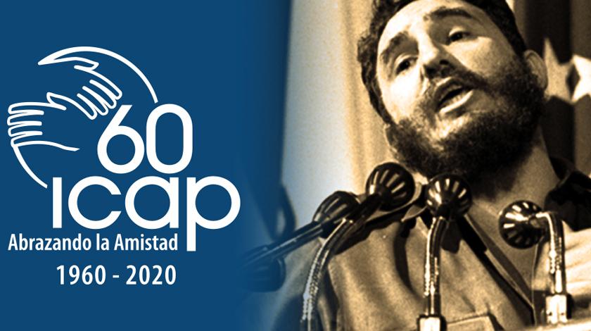 Prepara Instituto Cubano de Amistad con los Pueblos programación especial por su aniversario 60