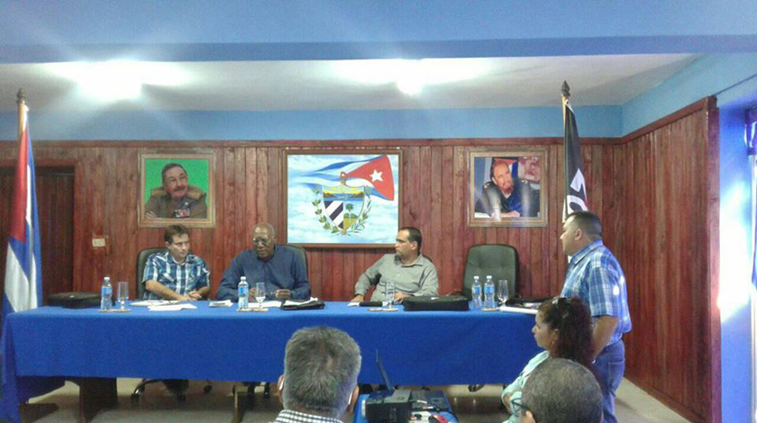 Cuban Vice President Evaluates Agriculture Investments in Matanzas