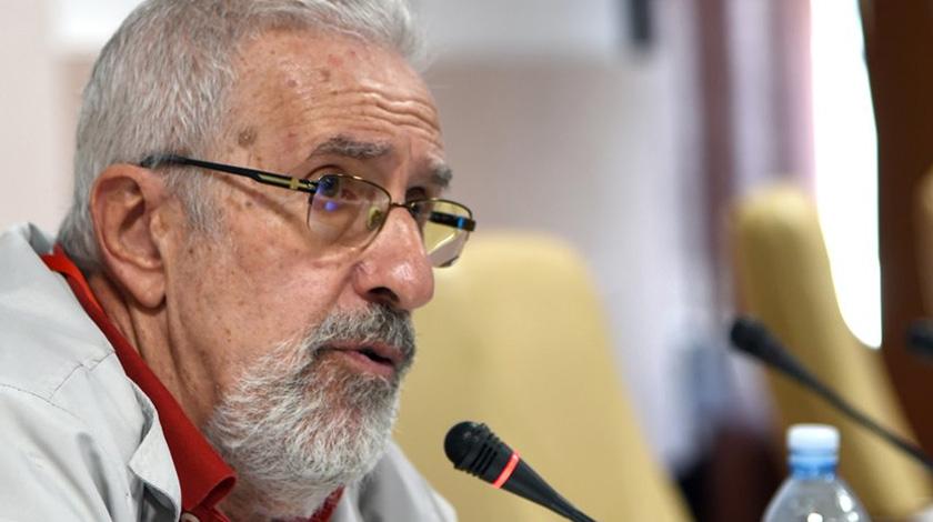 Impartió el catedrático argentino Atilio Borón conferencia magistral en Universidad 2020