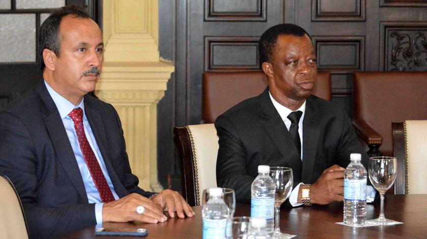 Resalta carácter humanista de la nueva Constitución cubana Presidente del Parlamento Panafricano