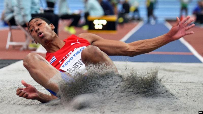 Califican de extraordinaria actuación del Atletismo de Cuba en circuito europeo