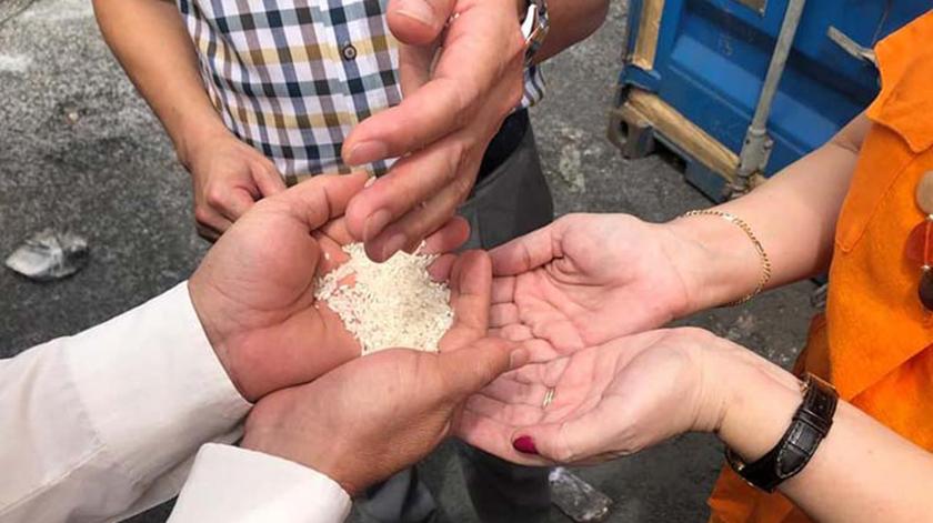 Vietnam dona cinco mil toneladas de arroz en solidaridad con el pueblo cubano