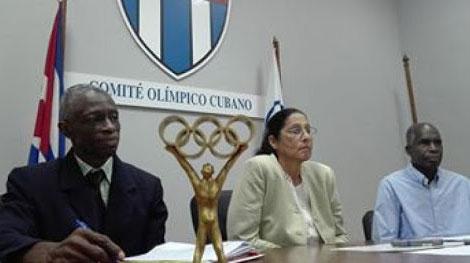 Leyenda del atletismo cubano es elegida nuevo miembro del COI (+ Fotos y Video)