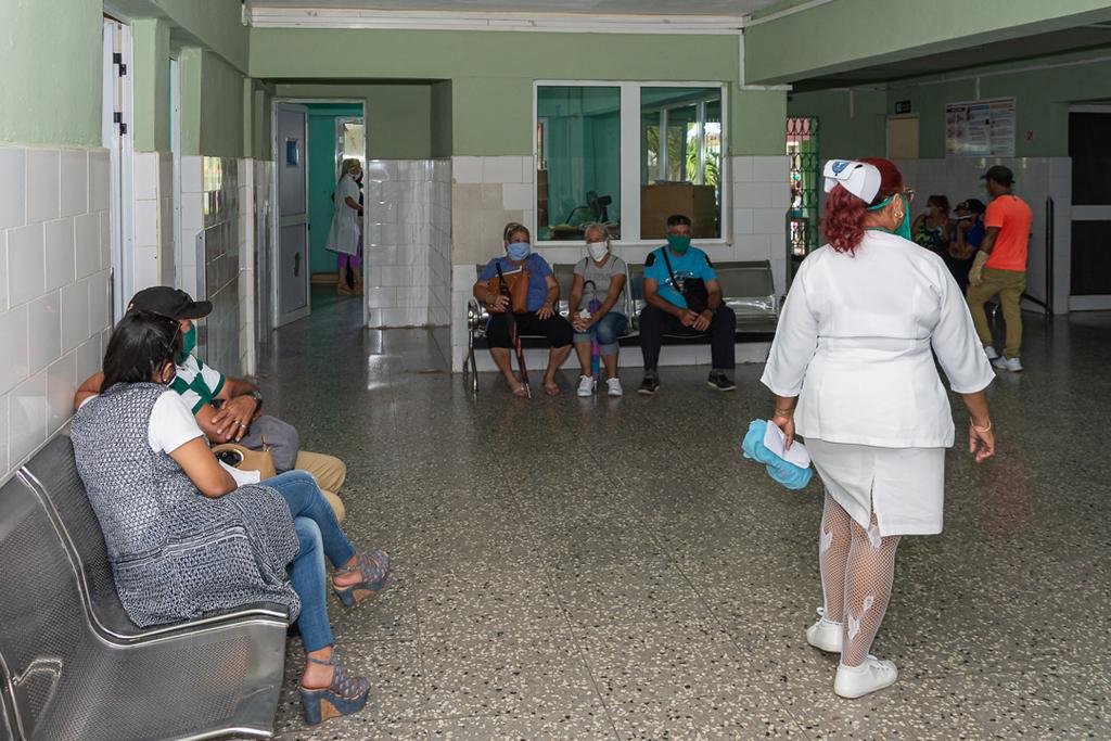Servicios hospitalarios en Camagüey regresan a la normalidad