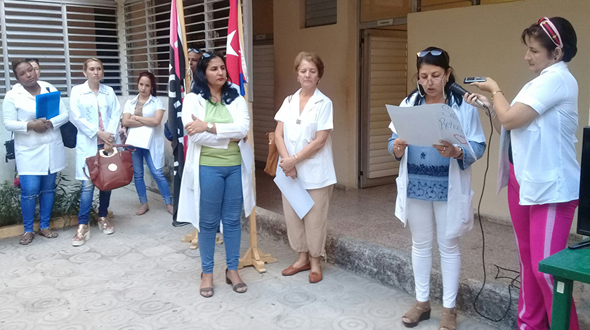 Actions to promote prevention against COVID-19 reinforced in Camaguey