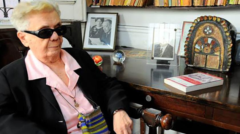 Llama Graziella Pogolotti  a fomentar valores y la conciencia ética