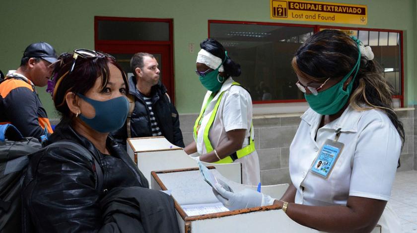 Trabajadores del Aeropuerto Internacional de Camagüey ratifican la condición de Vanguardia Nacional