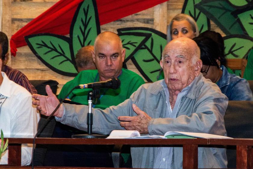 Ratifica Partido Comunista de Cuba confianza de la Revolución en el sector campesino